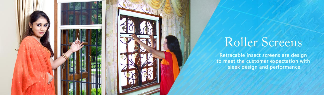 Rolling-Mosquito-Net-For-Windows