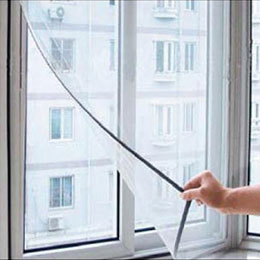 Magnetic-Mosquito-Screens